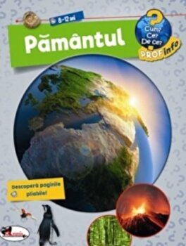 Enciclopedie Pamantul/Andrea Erne