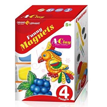 Set creatie modelaj, Funny Magnets