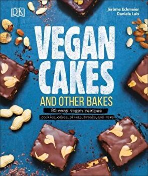Vegan Cakes and Other Bakes, Hardcover