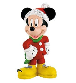 Figurina Mickey Mouse, Craciun de la Bullyland