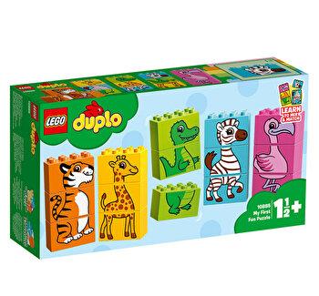 LEGO DUPLO, Primul meu puzzle distractiv 10885 de la LEGO