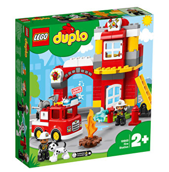 LEGO DUPLO, Statie de pompieri 10903 de la LEGO