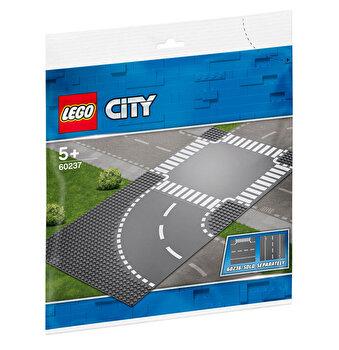 LEGO City, Curba si intersectie 60237 de la LEGO
