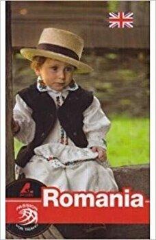Ghid ROMANIA – engleza/Mariana Pascaru de la Ad Libri