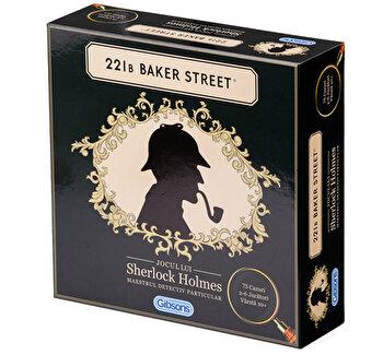 Joc 221B Baker Street – Sherlock Holmes de la Gibsons