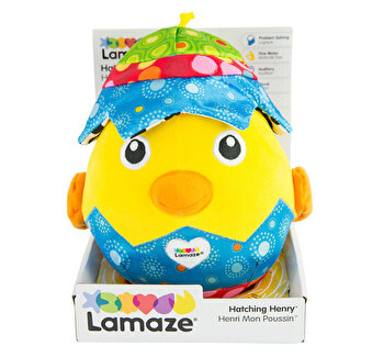 Jucarie Lamaze – Puiul Henry de la Tomy