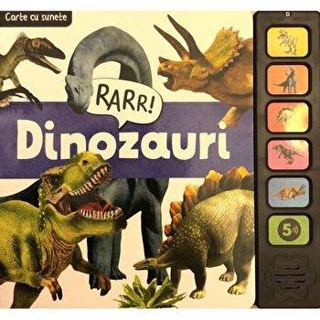 Dinozauri - Carte Cu Sunete/***