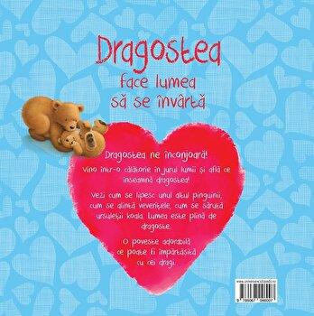 Dragostea face lumea sa se invarta/Melanie Joyse, Gabrielle Murphy de la Univers Enciclopedic Books