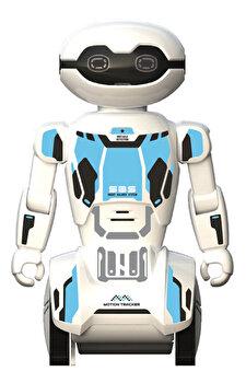 Robot cu telecomanda MacroBot, albastru de la Silverlit