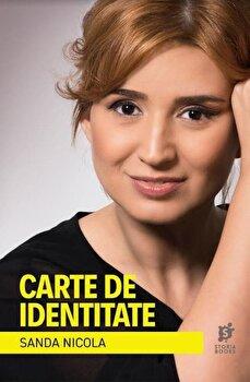 Carte de identitate/Sanda Nicola de la Storia Books