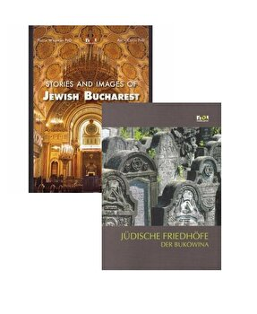Pachet Istoria evreiasca in Romania 2/*** de la Elefant