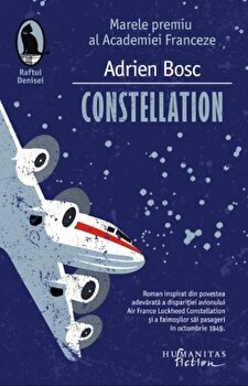 Constellation/Adrien Bosc de la Humanitas Fiction