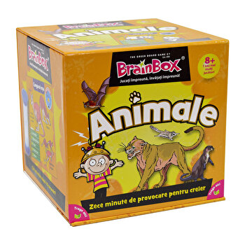 Joc Brainbox – Animale de la Green Board Games