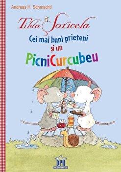 Tilda soricela cei mai buni prieteni si un picnicurcubeu/Andreas H. Schmachtl de la DPH