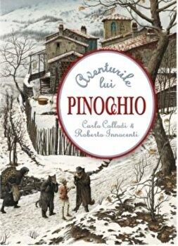 Aventurile lui Pinocchio/Carlo Collodi
