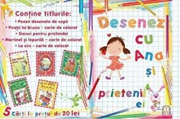 Desenez cu Ana si prietenii ei/*** de la Ana 2000