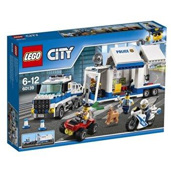 LEGO City, Centru de comanda mobil 60139 de la LEGO