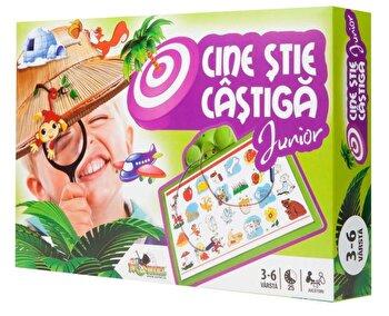 Joc electronic – Cine stie, castiga! Junior de la Noriel