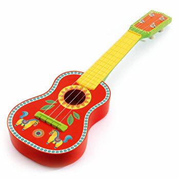 Chitara lemn de la Djeco