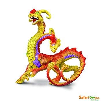 Safari, Figurina Dragonul cu doua capete de la Safari