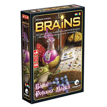 Joc Brains – Potiunea Magica de la Oxygame