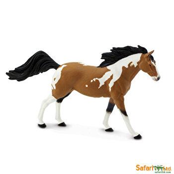 Safari, Figurina Armasar Pinto Mustang de la Safari