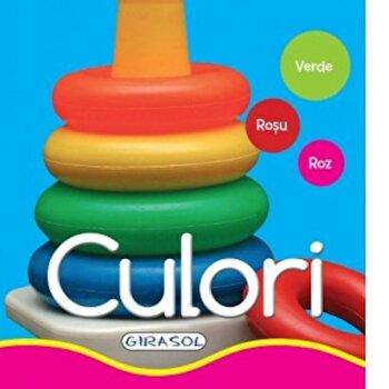 Primele mele imagini - Culori/***