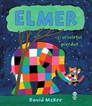 Elmer si ursuletul pierdut/David Mckee de la Pandora M