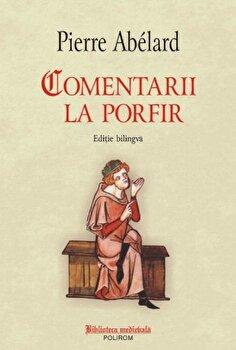 Comentarii la Porfir/Pierre Abelard