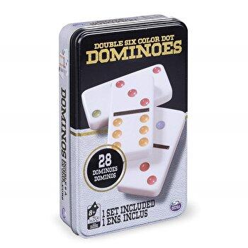 Joc Domino, 6 culori de la Spin Master