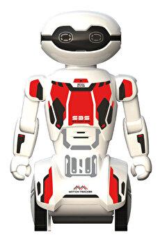 Robot cu telecomanda MacroBot, rosu de la Silverlit