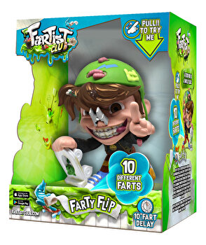 Fartist Club – Figurina Farty Flip de la Fartist Club