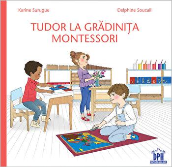 Tudor la gradinita Montessori/Karine Surugue