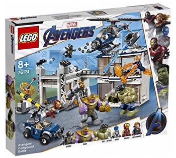 LEGO Super Heroes, Batalia combinata a Razbunatorilor 76131 de la LEGO