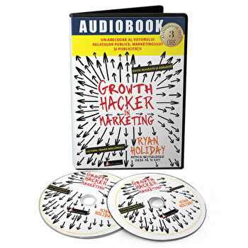 Growth hacker in marketing/Ryan Holiday de la Act si Politon