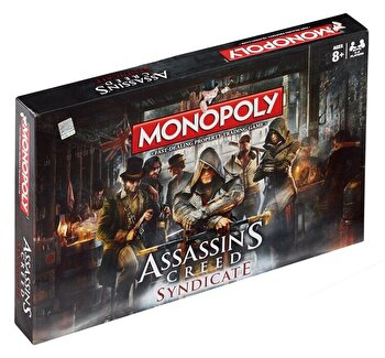 Joc Monopoly – Assassin`s Creed Syndicate de la Winning Moves