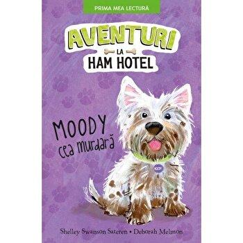 Aventuri la Ham Hotel. Moody cea murdara/Shelley Swanson Sateren, Deborah Melmon de la Litera