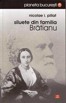 Siluete din familia Bratianu/Nicolae I. Pillat de la Vremea
