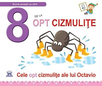 8 De La Opt Cizmulite/Greta Cencetti, Emanuela Carletti de la DPH