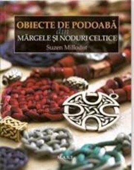 Obiecte de podoaba din margele si noduri celtice/Suzen Millodot de la Mast