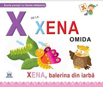 X de la Xena, omida/Greta Cencetti, Emanuela Carletti de la DPH
