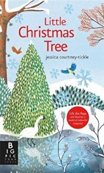 Little Christmas Tree, Hardcover