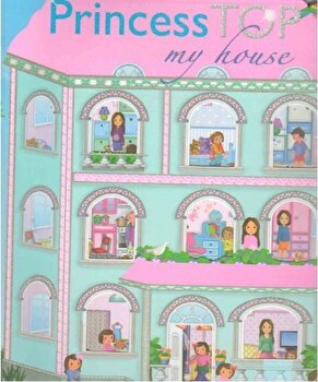 Princess TOP – My house (roz)/*** de la Girasol