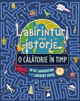 Labirinturi prin istorie. O calatorie in timp/*** de la Litera