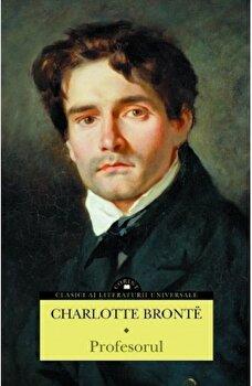 Profesorul/Charlotte Bronte