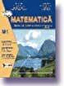Matematica M1. Manual clasa a XII-a/Ion D. Ion, Neculai I. Nedita, Adrian P. Ghioca, Nicole Angelescu, Eugen Campu, Gabriela Streinu-Cercel, Boris Singer de la Sigma