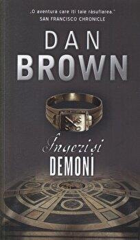 Ingeri si demoni/Dan Brown de la RAO