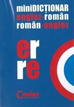 Minidictionar englez-roman, roman-englez/*** de la Corint