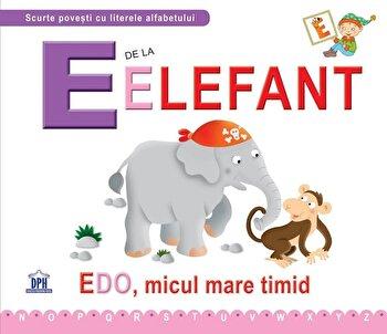 E de la elefant/Greta Cencetti, Emanuela Carletti