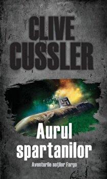 Aurul spartanilor - Clive Cussler/Clive Cussler